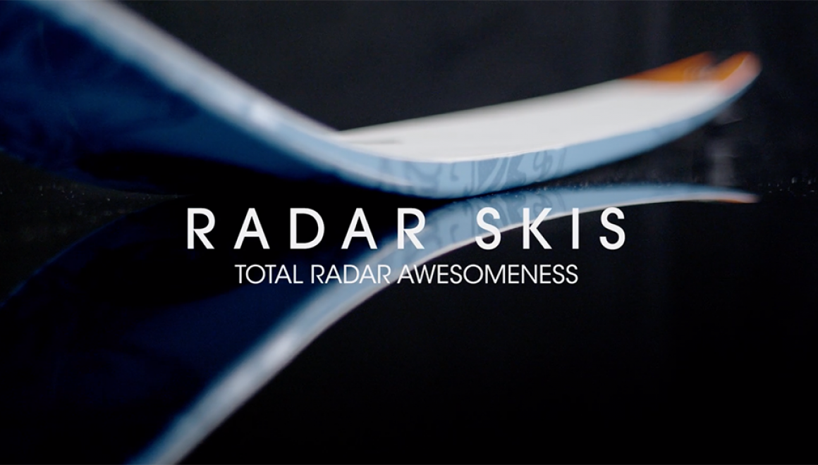 Boy's Total Radar Awesomeness